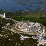 Atlas V Inaugural Trip to the Pad