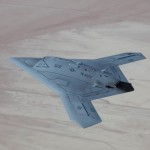 The X-47B recently completed a yearlong test phase at Edwards AFB and will begin test at Patuxent River, Md. in 2012.